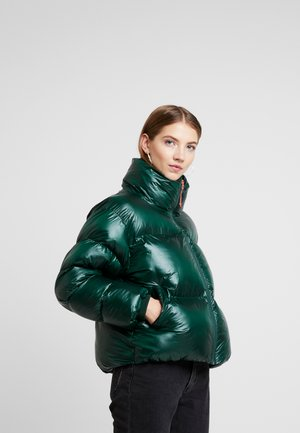 CLAIRE - Winter jacket - forest green