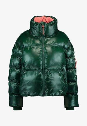 CLAIRE - Zimní bunda - forest green