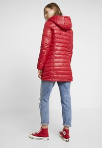 Pepe Jeans - ALICE - Short coat - berry red - 2
