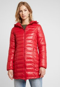 Pepe Jeans - ALICE - Short coat - berry red - 0