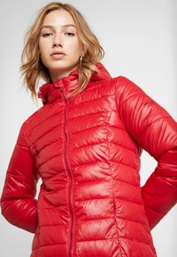 Pepe Jeans - ALICE - Short coat - berry red - 4