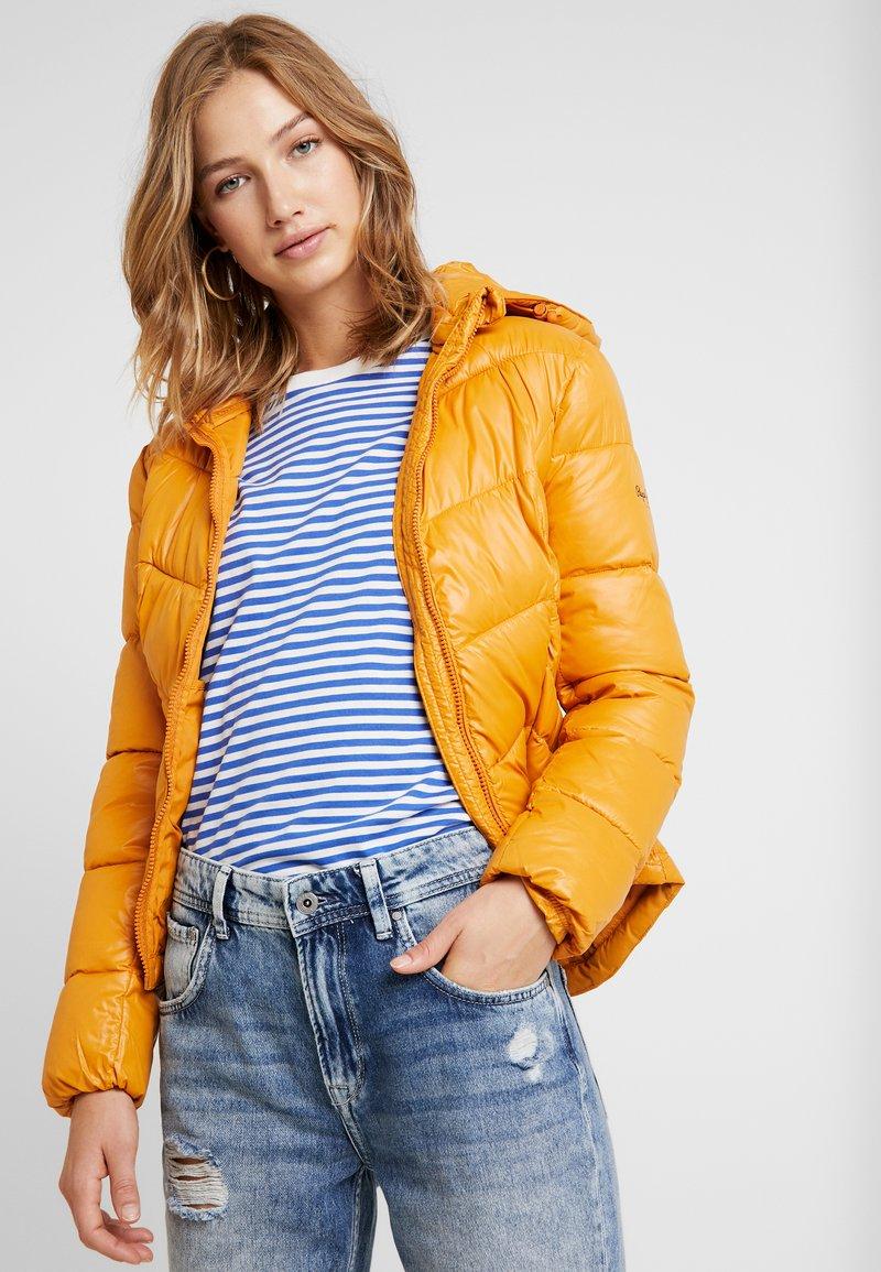 Pepe Jeans - IMANI - Light jacket - golden ochre