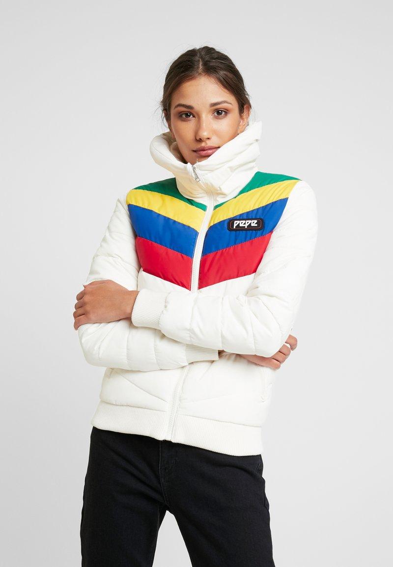 Pepe Jeans - VIKA - Jas - mousse