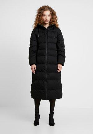 DUA LIPA X PEPE JEANS - Winter coat - black