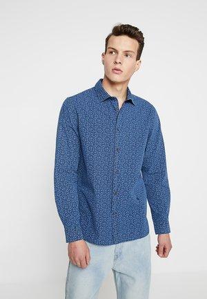 WAYLON - Camisa - indigo