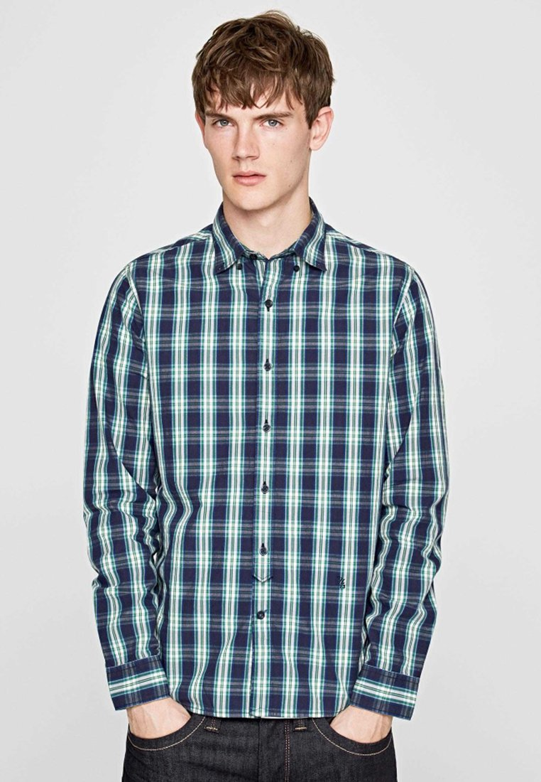 Pepe Jeans - CHANDLER - Camicia - blue