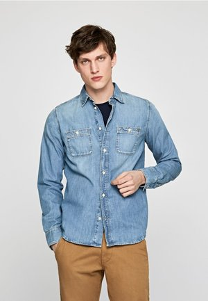 PORTLAND - Shirt - blue denim