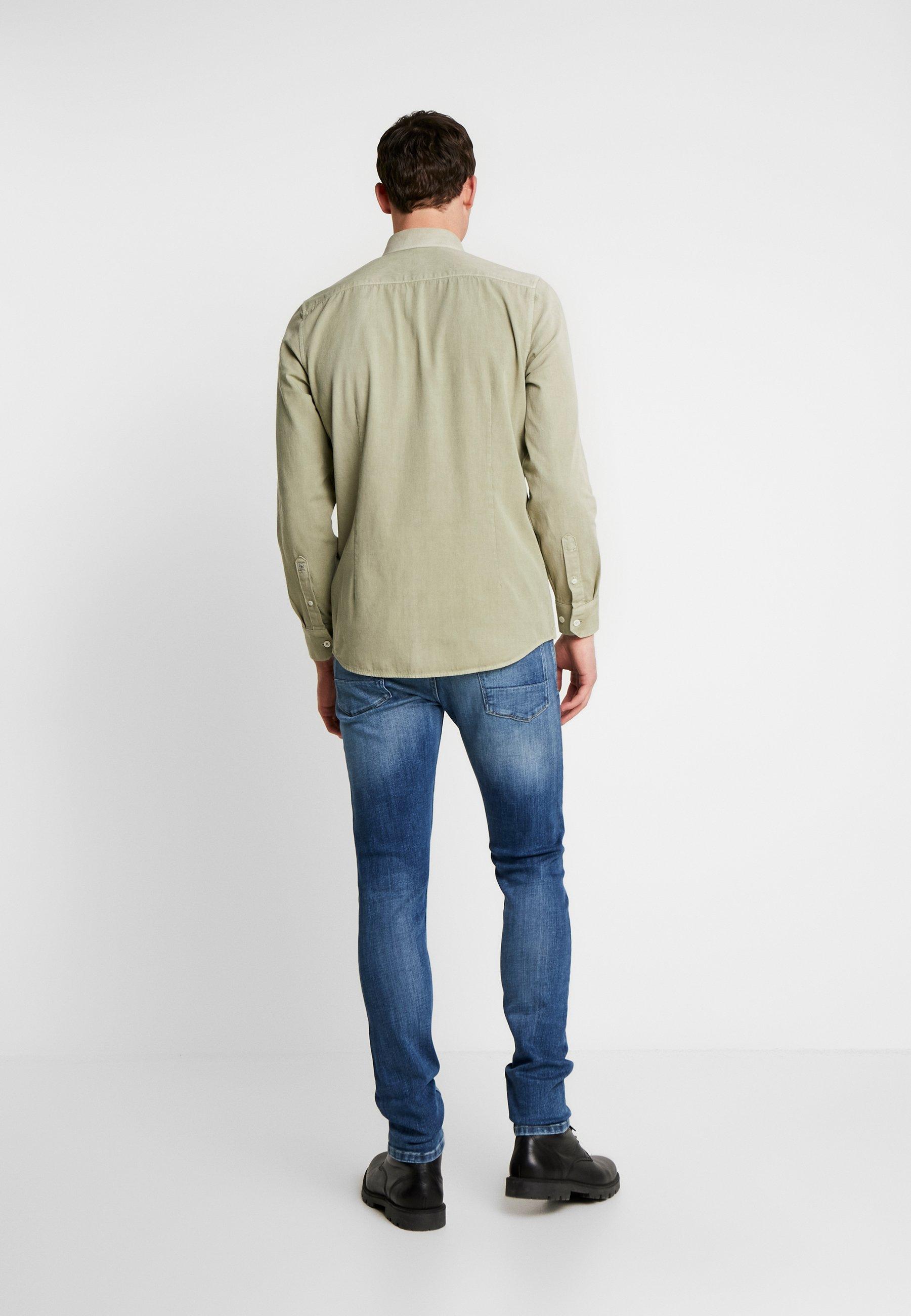 Pepe Jeans George - Camicia Army BYiR2