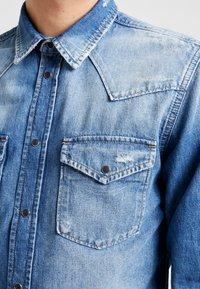 Pepe Jeans - NOAH - Košile - blue denim - 6
