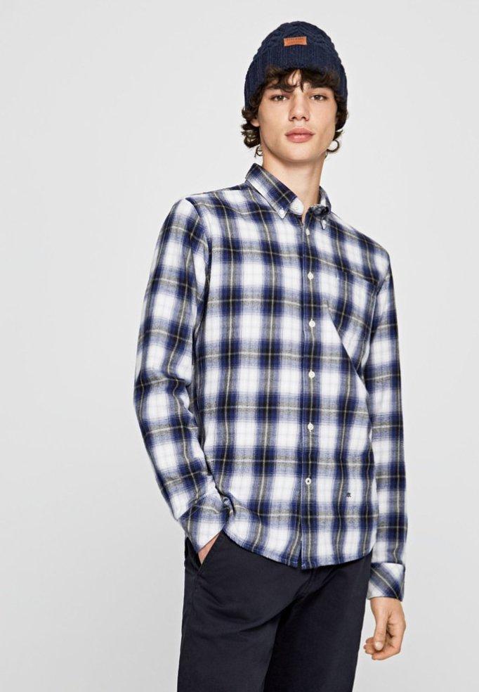 Pepe Jeans - KEATON - Shirt - blue