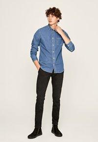 Pepe Jeans - PORTLAND - Chemise - blue denim - 1