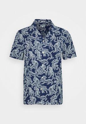 COMPTON - Shirt - indigo