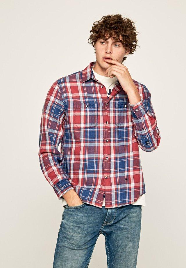 STANLEY - Camisa - indigo blau