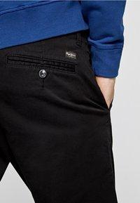 Pepe Jeans - CHARLY - Chino - black - 4
