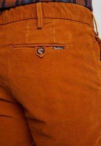 Pepe Jeans - BARTAK - Trousers - golden ochre - 5