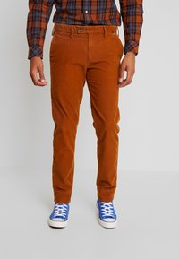 Pepe Jeans - BARTAK - Trousers - golden ochre - 0