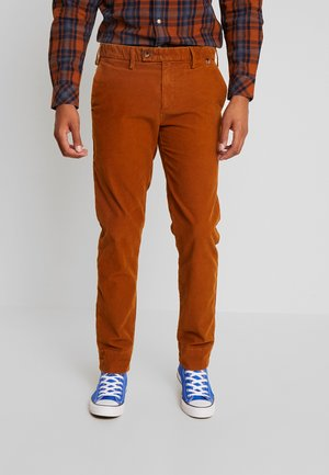BARTAK - Trousers - golden ochre