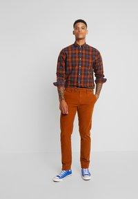 Pepe Jeans - BARTAK - Trousers - golden ochre - 1