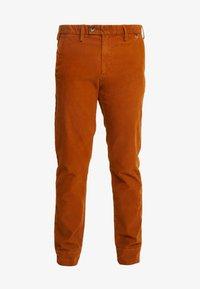 Pepe Jeans - BARTAK - Trousers - golden ochre - 4