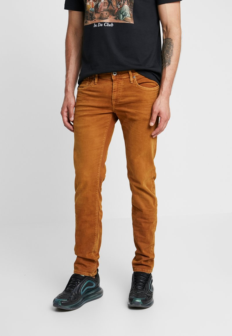 Pepe Jeans - HATCH - Slim fit jeans - golden ochre