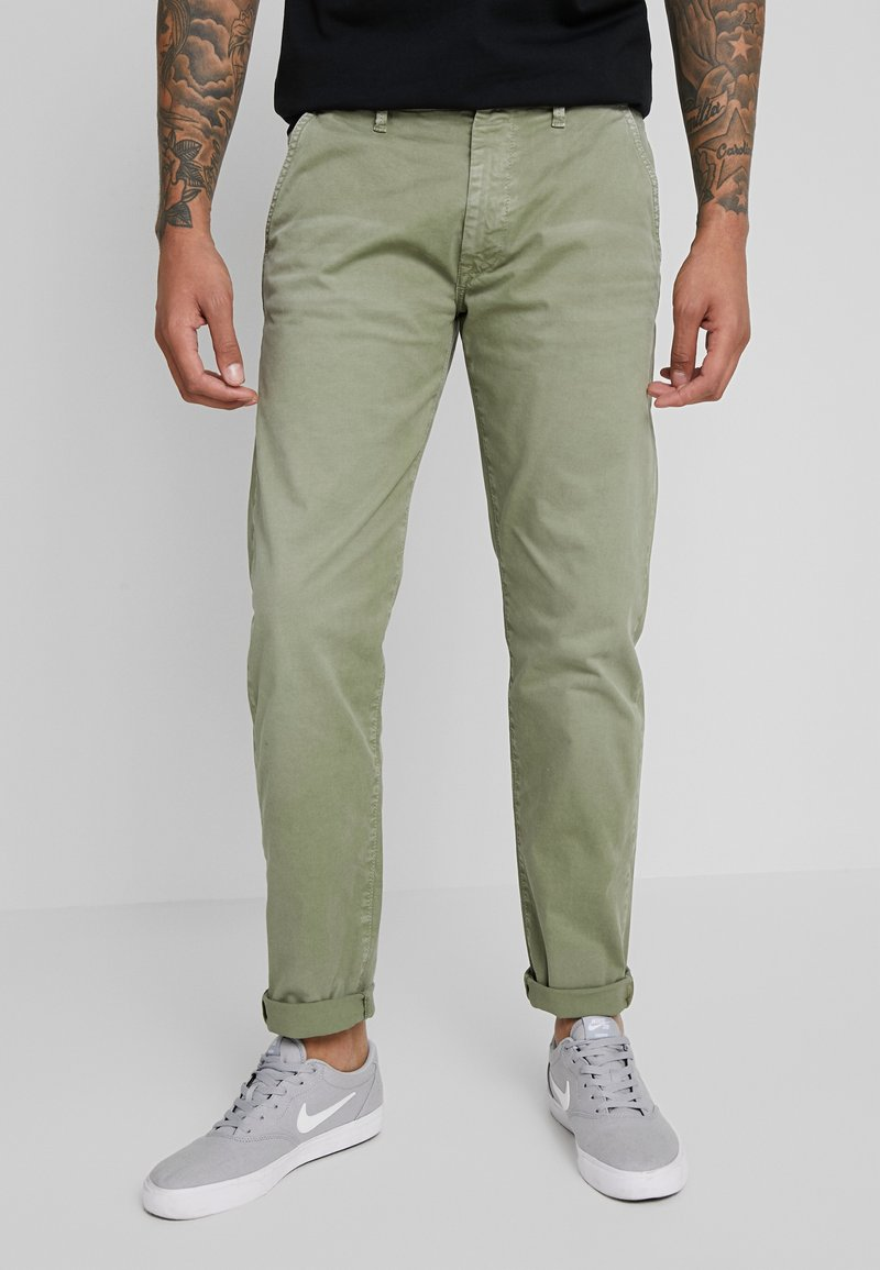 Pepe Jeans - CALLEN  - Chinot - army