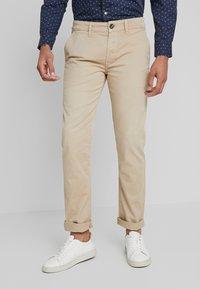 Pepe Jeans - SLOANE - Chinot - malt - 0