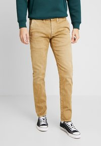 Pepe Jeans - JAMES - Jean slim - malt - 0