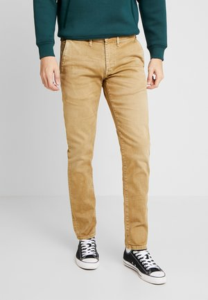 JAMES - Slim fit jeans - malt
