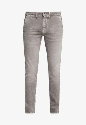 JAMES - Jeans slim fit - grey