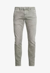 Pepe Jeans - JAMES - Jeansy Slim Fit - army - 4
