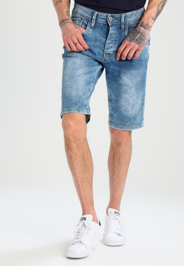 Pepe Jeans - TRACK - Jeans Shorts - z72