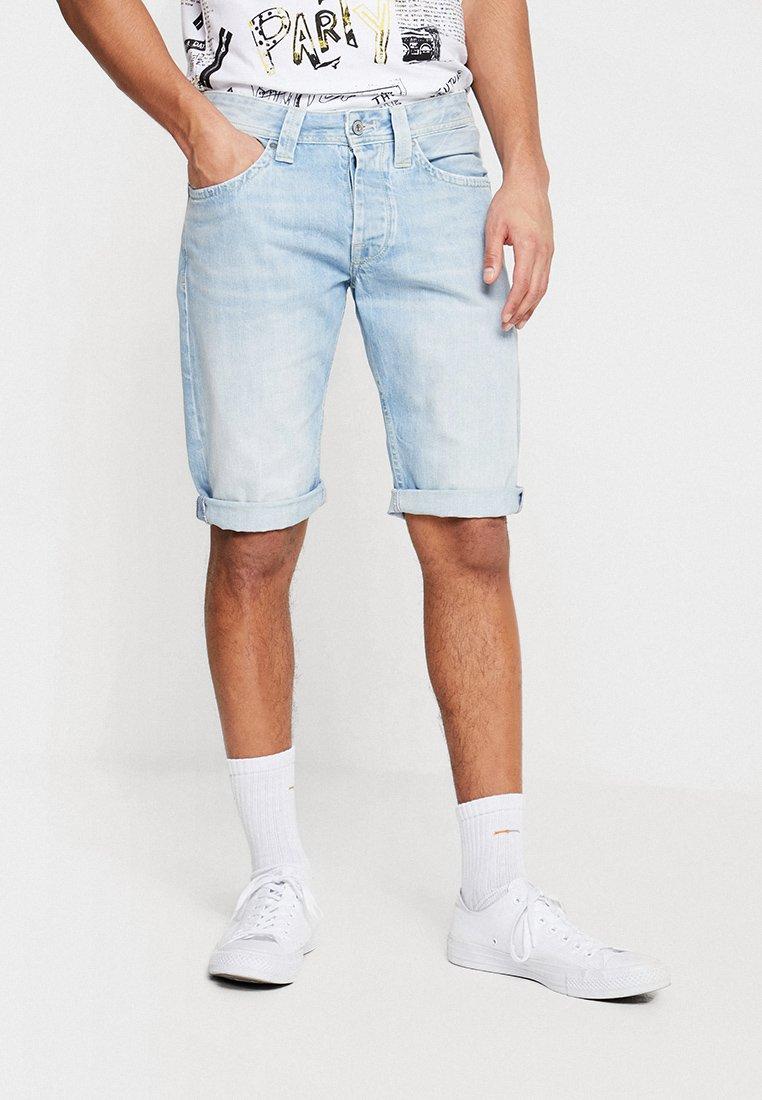 Pepe Jeans - CASH SHORT - Denim shorts - denim