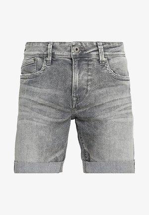 HATCH - Denim shorts - grey used