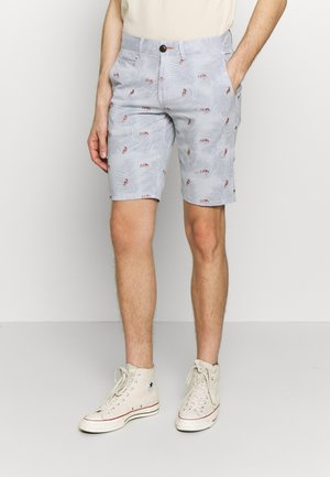 BLACKBURN EMBRO - Shorts - sky