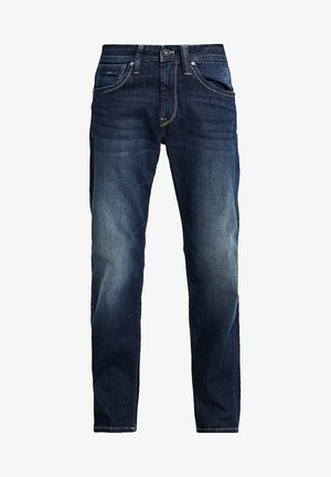 KINGSTON - Jean droit - blue