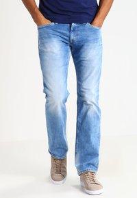 Pepe Jeans - KINGSTON - Jeansy Straight Leg - s55 - 0