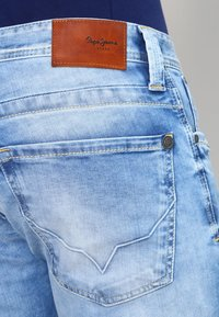 Pepe Jeans - KINGSTON - Jeansy Straight Leg - s55 - 4