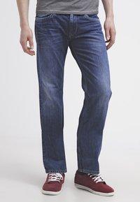 Pepe Jeans - KINGSTON - Džíny Straight Fit - W53 - 0