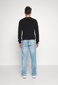 Pepe Jeans - KINGSTON ZIP - Džíny Straight Fit - bleach - 2