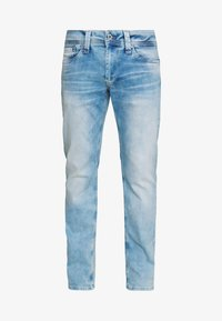 Pepe Jeans - KINGSTON ZIP - Džíny Straight Fit - bleach - 3
