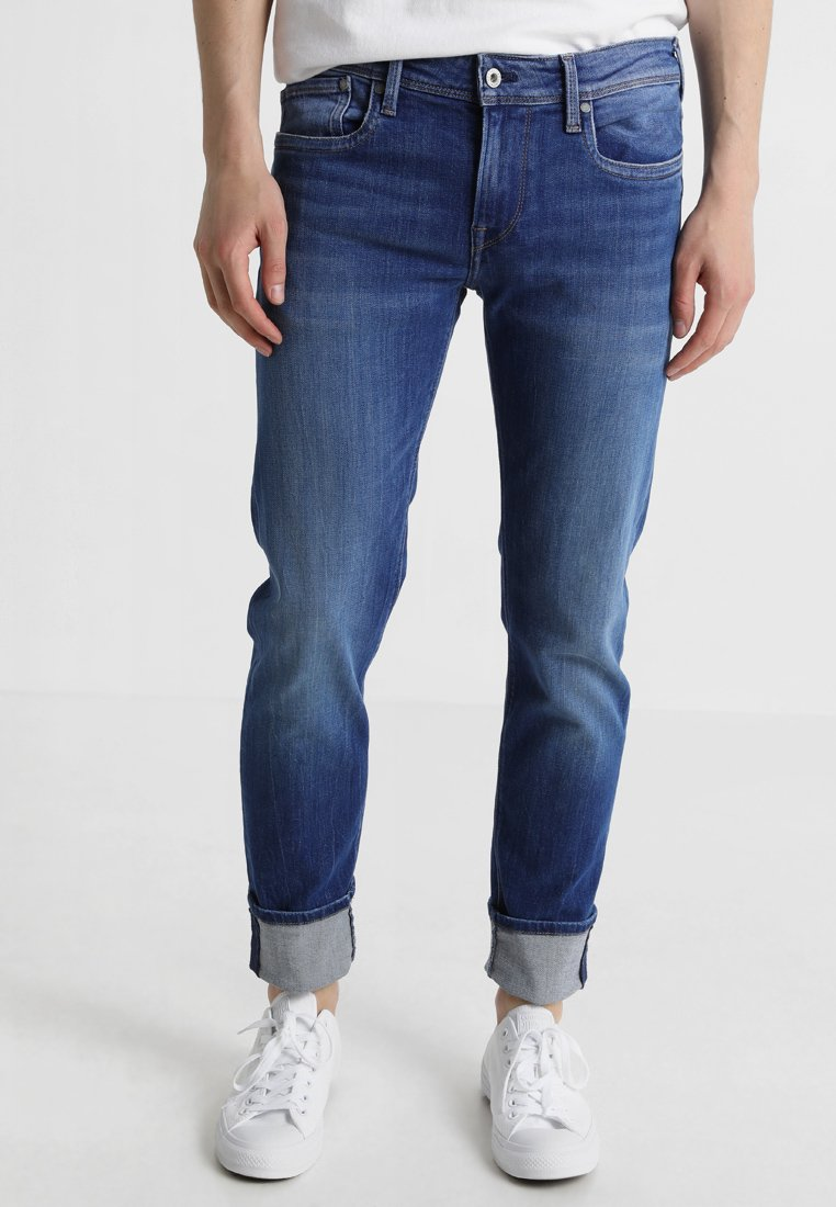 Pepe Jeans - HATCH - Jeans Slim Fit - 000