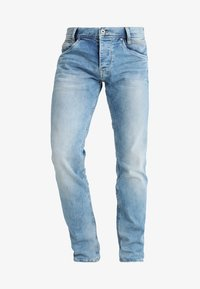 Pepe Jeans - SPIKE - Straight leg jeans - 000denim - 4