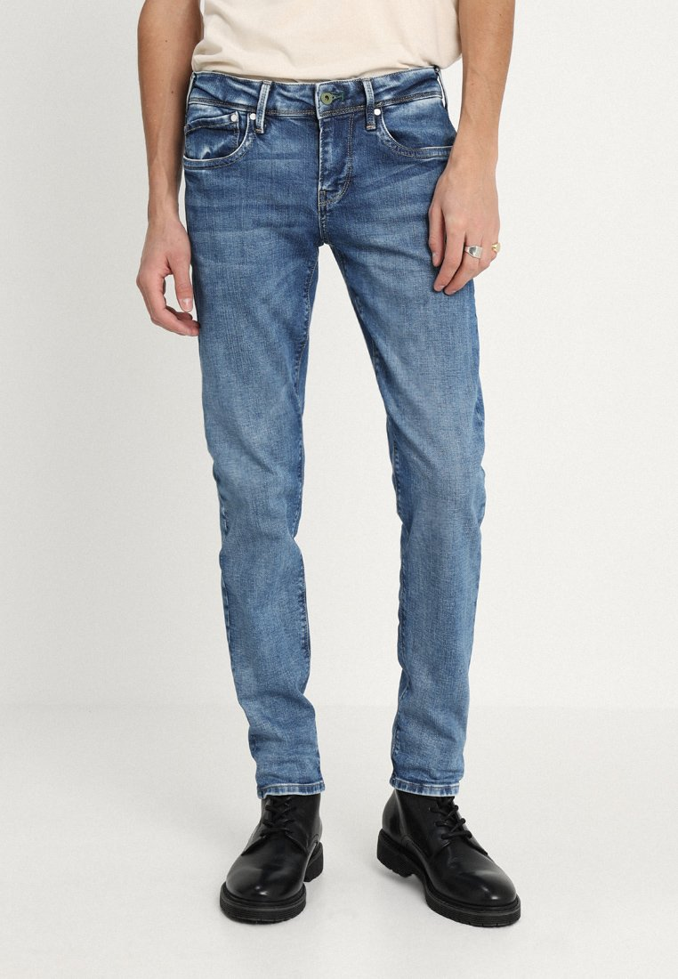 Pepe Jeans - HATCH - Jeans Slim Fit - blue denim