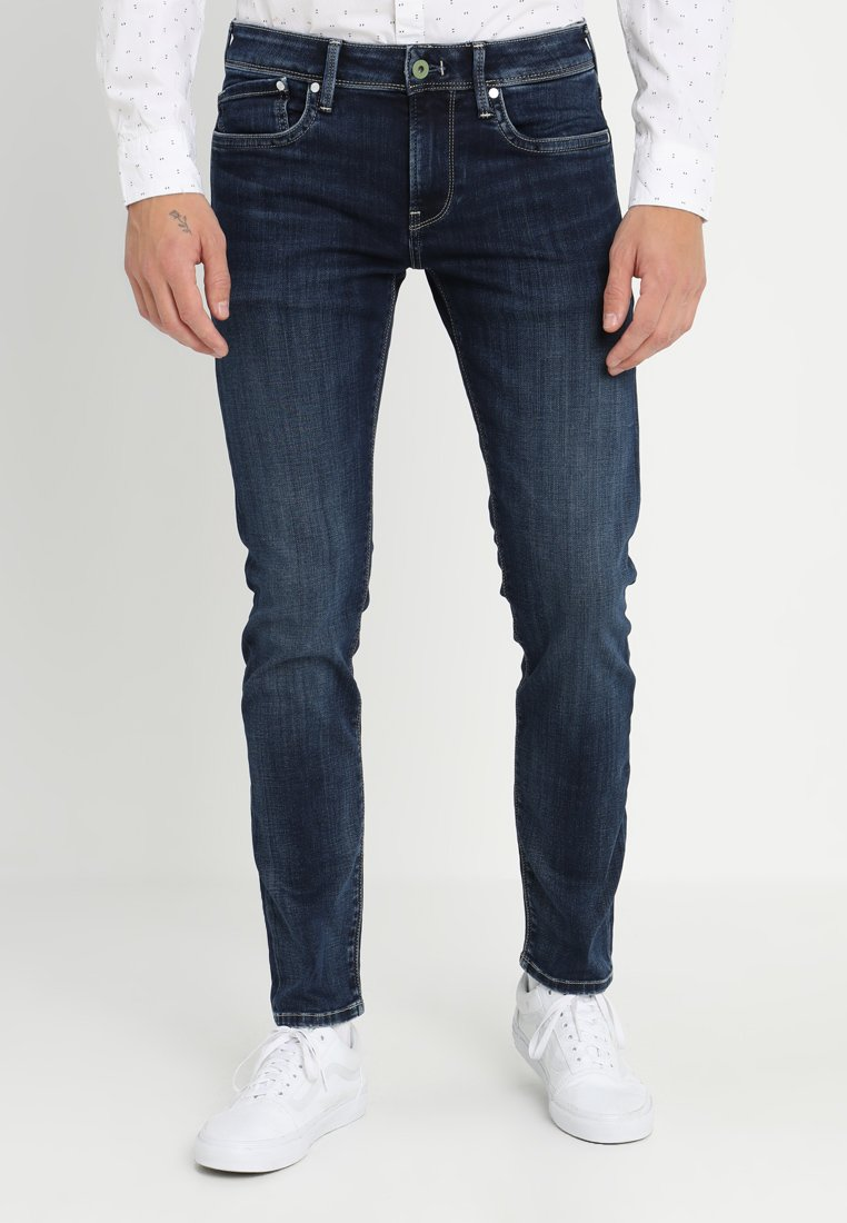 Pepe Jeans - HATCH - Džíny Slim Fit - wiserwash