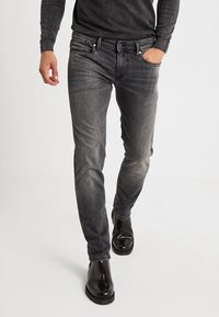 Pepe Jeans - HATCH - Jeansy Slim Fit - powerflex - 0