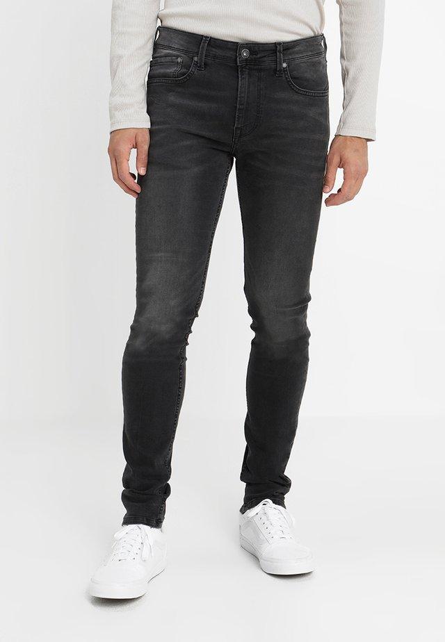 FINSBURY - Skinny džíny - black denim