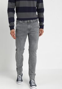 Pepe Jeans - JAMES - Jeansy Slim Fit - wiserwash - 0