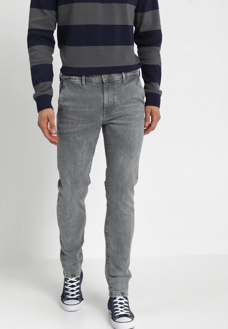 Pepe Jeans - JAMES - Jeansy Slim Fit - wiserwash