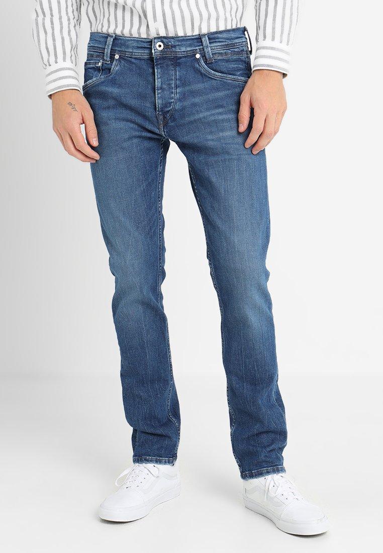 Pepe Jeans - SPIKE - Vaqueros rectos - trublu