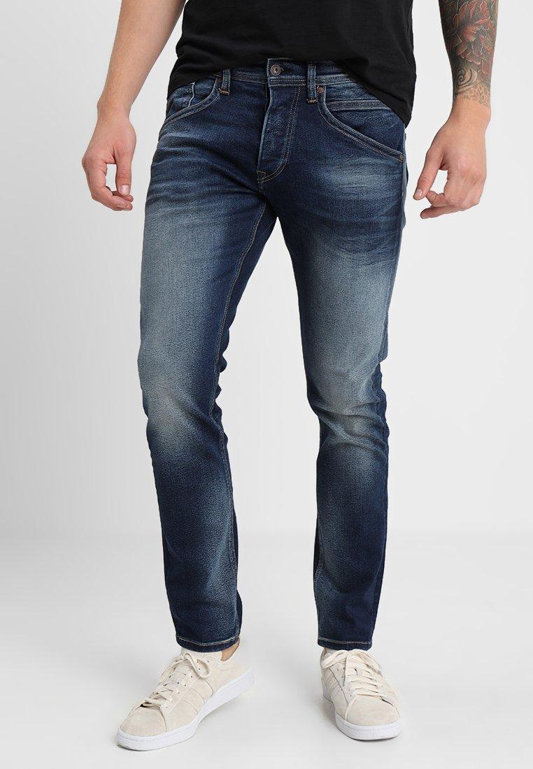 Pepe Jeans - TRACK - Vaqueros rectos - 000denim